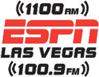 1100AM ESPN las vegas 100.9 FM